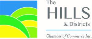 Hills district logo
